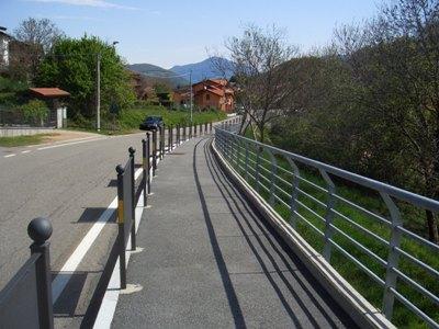 Vista direzione verso Cavagnano