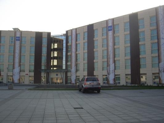 Vista generale Idea Hotel